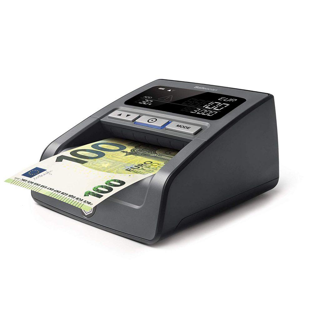 Rilevatore Banconote False Safescan 155-S