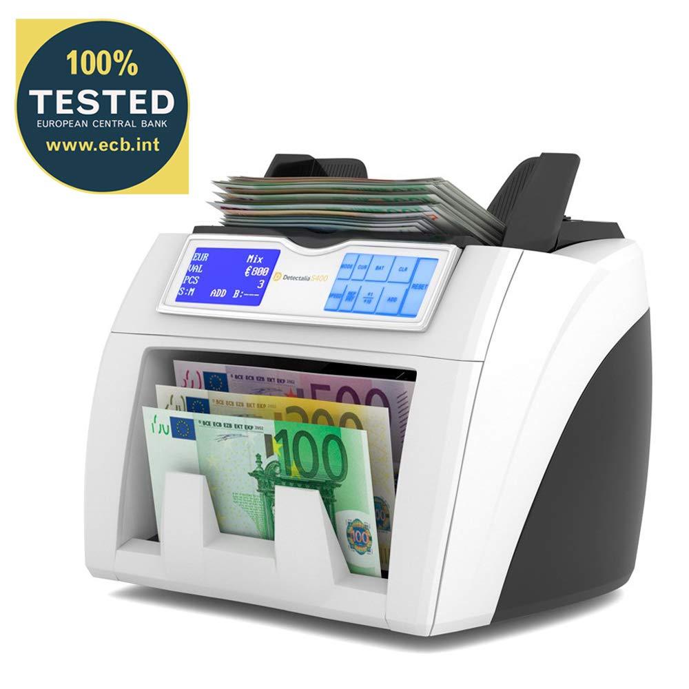 contabanconote con valore detectitalia s400